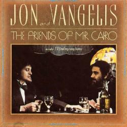 JON & VANGELIS - THE FRIENDS OF MR. CAIRO