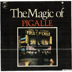 VARIOUS - THE MAGIC OF PIGALLE