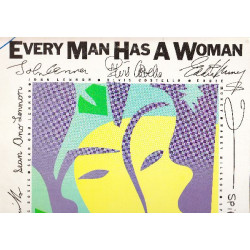 EVERY MAN HAS WOMAN - 1984