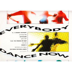 EVERYBODY DANCE NOW - 1991
