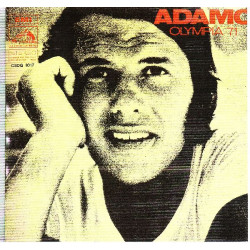 ADAMO - OLYMPIA 71 ( LIVE )