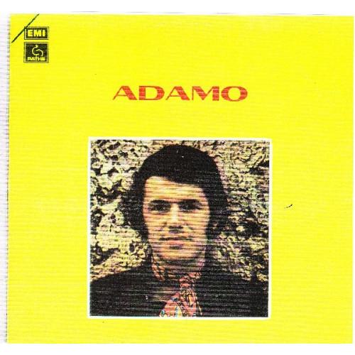 ADAMO - PORTRAIT OF ADAMO