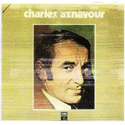 CHARLES AZNAVOUR - PORTRAIT OF CHARLES AZNAVOUR