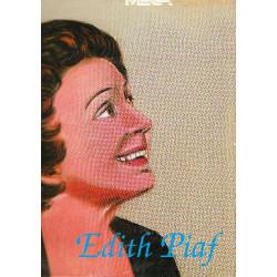 EDITH PIAF - MEGA PORTRAIT