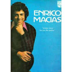 ENRICO MACIAS - AIMEZ VOUS LES UNS LES AUTRES