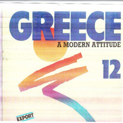 GREECE A MODERN ATTITUDE No 12 - INSTRUMENTAL