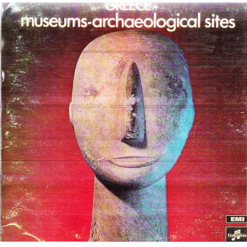 GREECE MUSEUMS-ARCHAEOLOGICAL SITES