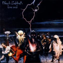 BLACK SABBATH - LIVE EVIL ( 2 LP )