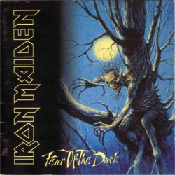 IRON MAIDEN - FEAR OF THE DARK ( 2 LP )