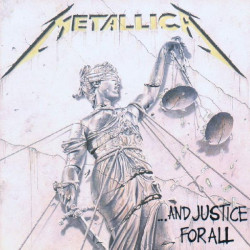 METALLICA - ...AND JUSTICE FOR ALL ( 2 LP )