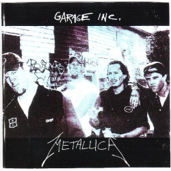 METALLICA - THE 5.98 E.P. GARAGE DAYS REREVISTED ( E.P. )