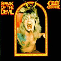 OZZY OSBOURNE - SPEAK OF THE DEVIL ( 2 LP )