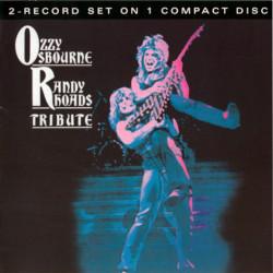 OZZY OSBOURNE & RANDY RHOADS - TRIBUTE ( 2 LP )