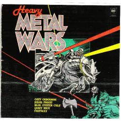 VARIOUS - HEAVY METAL WARS