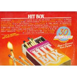 HIT BOX ( 2 LP ) 1985
