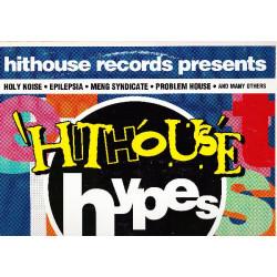 HIT HOUSE HYPES VOL. 1 - 1991