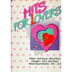 HITS FOR LOVERS - 1986