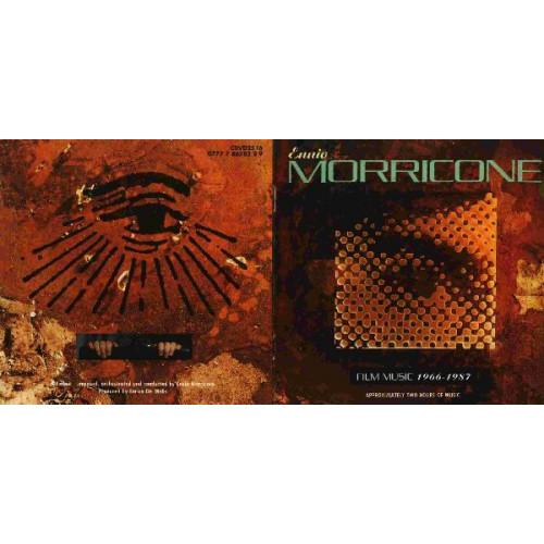 ENNIO MORRICONE - FILM MUSIC 1966-1987 ( 2 LP )
