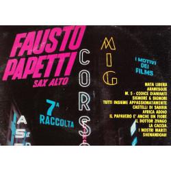 FAUSTO PAPETTI SAX - 07a RACCOLTA