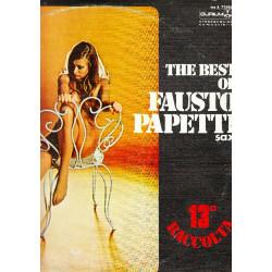 FAUSTO PAPETTI SAX - 13a RACCOLTA, THE BEST OF FAUSTO PAPETTI