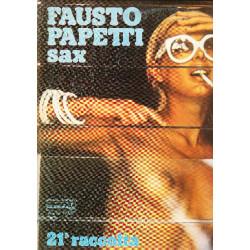 FAUSTO PAPETTI SAX - 21a RACCOLTA