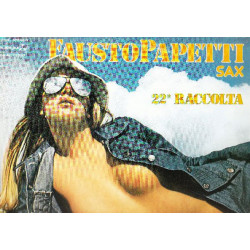 FAUSTO PAPETTI SAX - 22a RACCOLTA