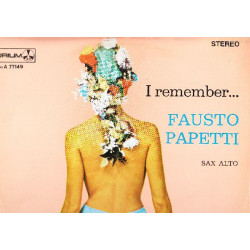 FAUSTO PAPETTI SAX - I REMEMBER No 3