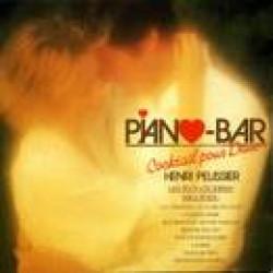 HENRI PELISSIER - PIANO BAR ''COCTAIL POUR DEUX'' ( 2 LP )