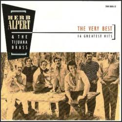 HERB ALPERT & THE TIJUANA BRASS - THE VERY BEST 16 GREATEST HITS