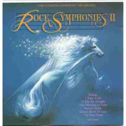 LONDON SYMPHONY ORCHESTRA - ROCK SYMPHONIES VOL II