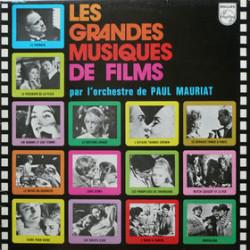 PAUL MAURIAT - LES GRANDES MUSIQUES DE FILMS