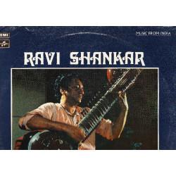 RAVI SHANKAR - PORTRAIT OF RAVI SHANKAR