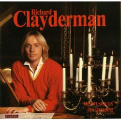 RICHARD CLAYDERMAN - LES MUSIQUES DE L' AMOUR