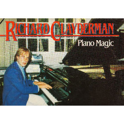 RICHARD CLAYDERMAN - PIANO MAGIC