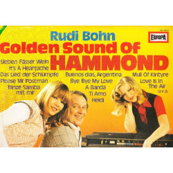 RUDI BOHN  - GOLDEN SOUND OF HAMMOND