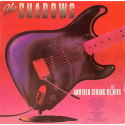 SHADOWS,THE - ANOTHER STRING OF HOT HITS