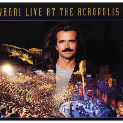 YANNI - LIVE AT THE ACROPOLIS ( 2 LP )