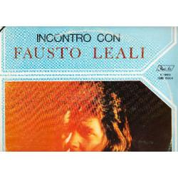 FAUSTO LEALI - INCONTRO CON FAUSTO LEALI