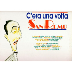 VARIOUS - C ERA UNA VOLTA SAN REMO ( 2 LP )