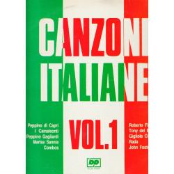 VARIOUS - CANZONI ITALIANE VOL. 1
