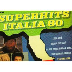 VARIOUS - SUPERHITS ITALIA '80
