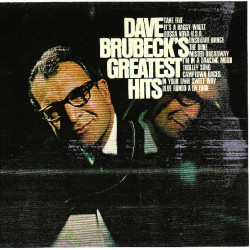 DAVE BRUBECK QUARTET,THE - DAVE BRUBECK S GREATEST HITS