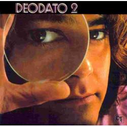 DEODATO - DEODATO 2 ( NO COVER ) ΧΩΡΙΣ ΕΞΩΦΥΛΛΟ