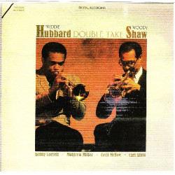 FREDDIE HUBBARD & WOODY SHAW - DOUBLE TAKE
