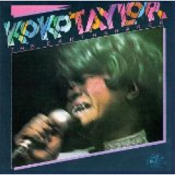 KOKO TAYLOR - THE EARTH SHAKER