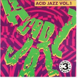 VARIOUS - ACID JAZZ VOLUME 1
