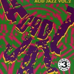 VARIOUS - ACID JAZZ VOLUME 2