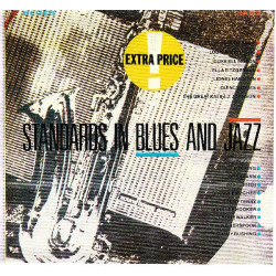 VARIOUS - BEST OF STANDARDS IN BLUES AND JAZZ