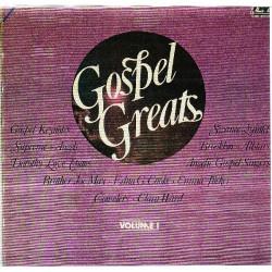 VARIOUS - GOSPEL GREATS