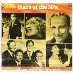 VARIOUS - STARS OF THE 30's
